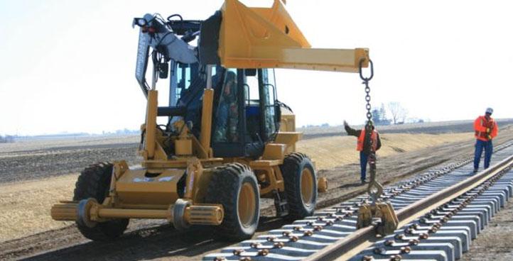 High Rail Equipment | RCE Rail | Construction Equipment